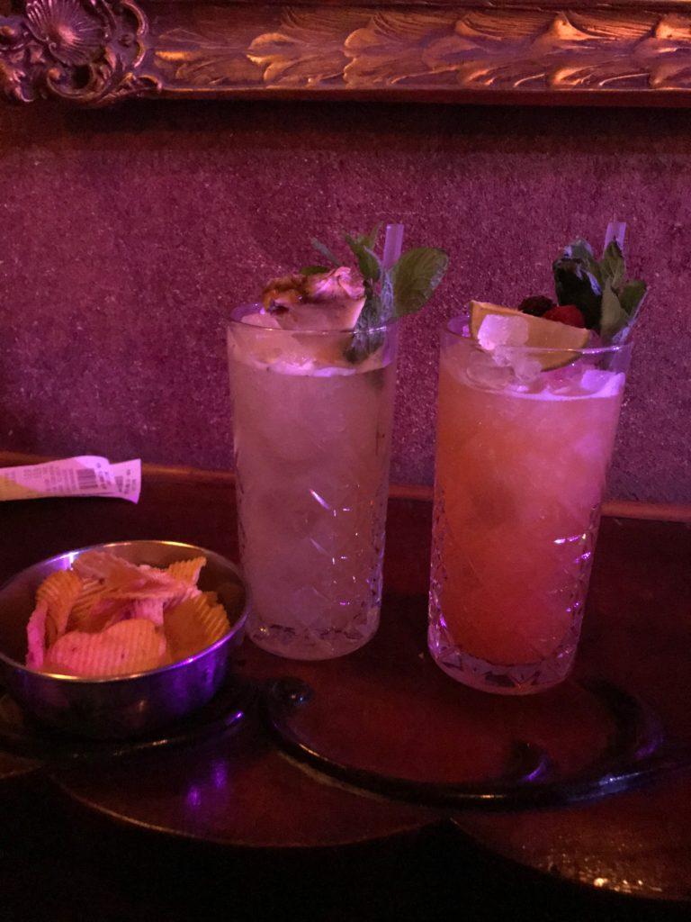 Ausgefallene Cocktails