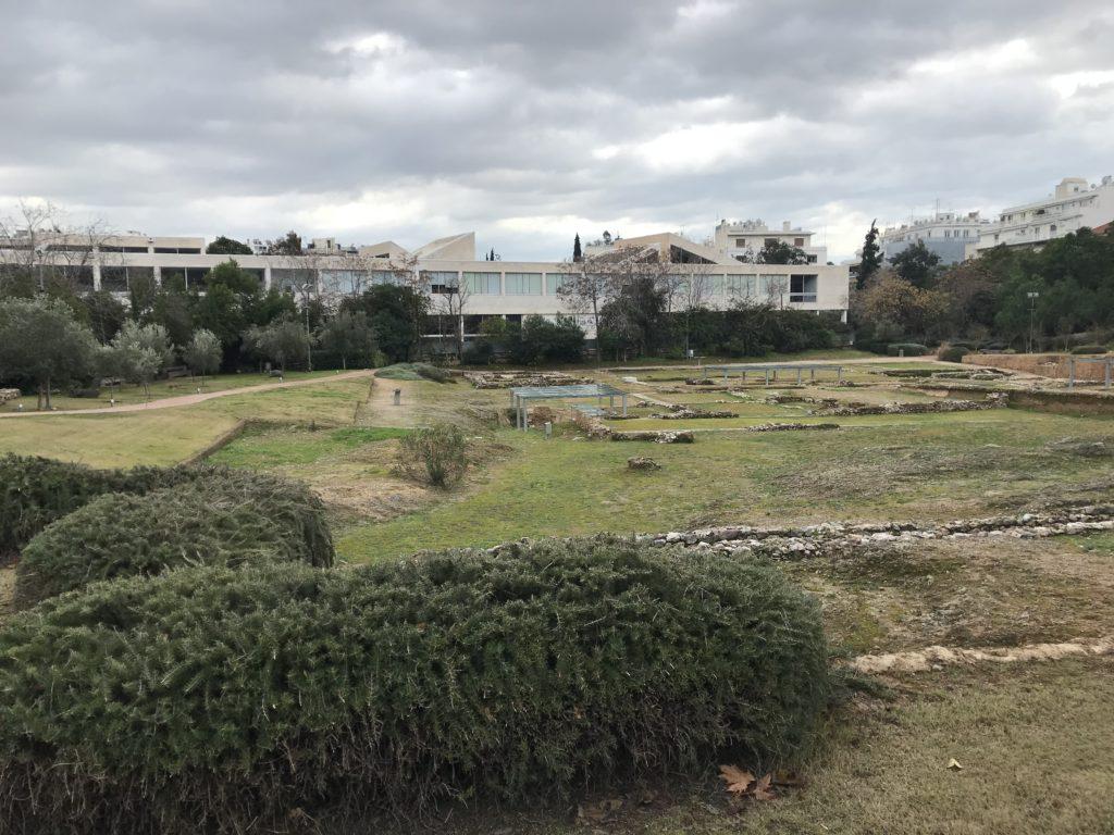 Lykeion - Schule des Aristoteles